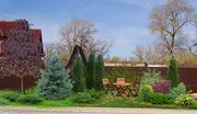 Ландшафтный дизайн, озеленение и благоустройство территории.