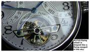 Sea-Gull M171S. Уникальные мужские механические часы - автомат.