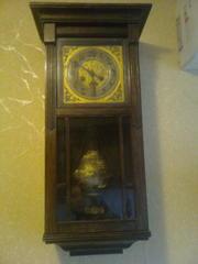 Продаю настенные часы конец 1904-1910г.