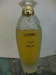 "женский аромат от   Coudray  ""Ambre & Vanille""   Эдмон Кудре - Амбра и Ваниль /."
