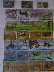 Почтовые марки 1961-1988 г