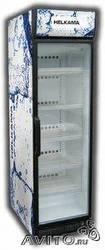 б/у холодильный шкаф для напитков