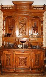 Продам старинный буфет конец 19 века