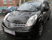 Nissan Note,  2007 г.
