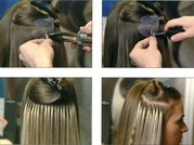 обучение наращиванию волос