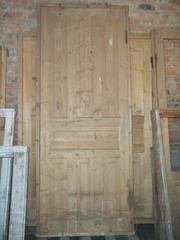 Двери новые и БУ для дачи или сарая.