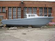 Принимаем заказы на изготовление лодки катера Ахтарец-10.