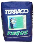 Фасадная минеральная штукатурка - Терол гранул