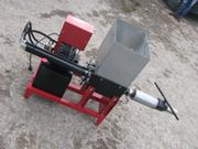 Брикетировочный  автоматический  мини-пресс для древесных опилок (брик