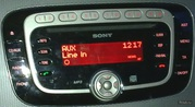 Аудиоблок на Форд Фокус 2