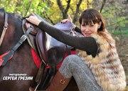 Верховая езда- лучший фитнес,  в Ростове,  конные прогулки,  лошади