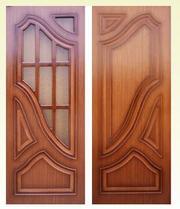 Межкомнатные двери шпон (оптом)