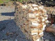 Продажа колотых дров разных сортов  деревьев