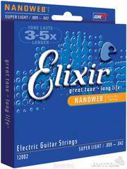 Струны Elixir (Эликсир) гитарные с бесплатной доставкой по Ростову