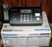 Факс с радиотрубкой Панасоник - Panasonic KX-FC 966 UA