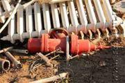 Услуги демонтажа старых труб,  секций радиаторов,  сантехники,  ванны на