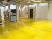 Монтаж и устройство бетонных промышленных и полимерных полов