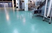 полимерные  промышленные наливные полы