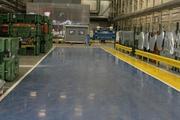 Промышленные полимерные наливные полы