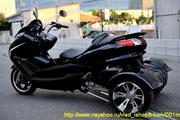 Мотоцикл Yamaha Majesty 2009