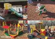 Детский игровой комплекс для улицы