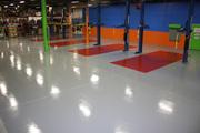 Монтаж и устройство бетонных и полимерных промышленных  полов