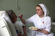 Сиделки,  санитарки,  медсестры для пожилых