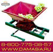 устройство гребнеотделителя винограда
