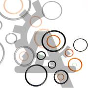 резиновые кольца круглого сечения