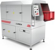 Тоннельная машина мойки ящиков LUREA TEC/TSC 150/100