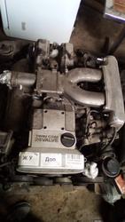 Двигатель 1gz-ge