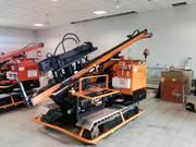 Продажа Б/У сваебойной установки GAYK модель HRE 1000 для дорожного ог