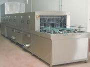 Дополнительный и отдельный модуль сушки ящиков