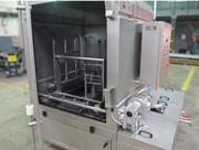 Автоматическая мойка тележек с производительностью от 40 штук в час