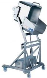 Подъёмник опрокидыватель из нержавейки  AISI 304