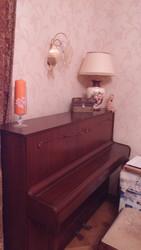 Продам пианино красного дерева фирмы RONISCH 115