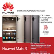 Huawei mate9 Smartphone gift
