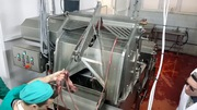 Машина для обработки черевы КРС ООК-MCB малой производительности