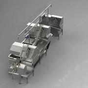 Комбинированная машина для обработки черевы КРС,  МРС или свиней