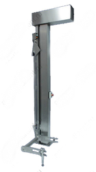 Столбовой мачтовый подъемник-опрокидыватель стационарный