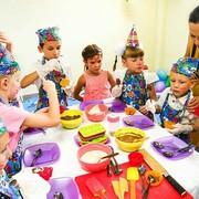 Детский праздник Шоколадомания