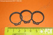 Кольцо стопорное наружное ГОСТ 13942-86
