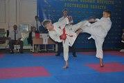 Секция каратэ летом в Ростове Западный