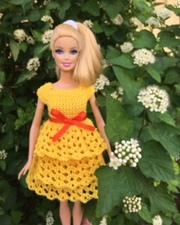 Наряды для кукол Барби