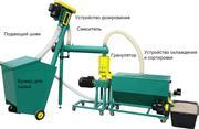 Линия гранулирования биомассы  MGL 100 / 200 / 400 / 600 / 800