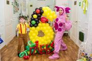 Детский праздник в Ростове