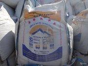 Иранский белый цемент