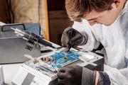 Обучаем ремонту мобильных телефонов,  планшетов