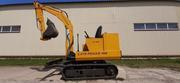 Новый мини экскаватор LD 3000 от производителя