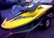 Гидроцикл Bombrdier seadoo rx